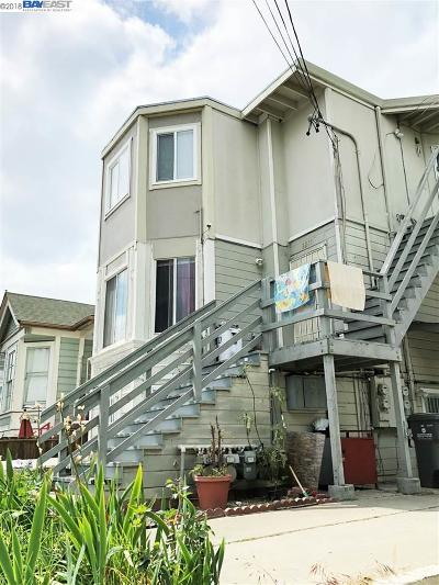 Oakland Multi Family Home For Sale: 2223 E 23rd