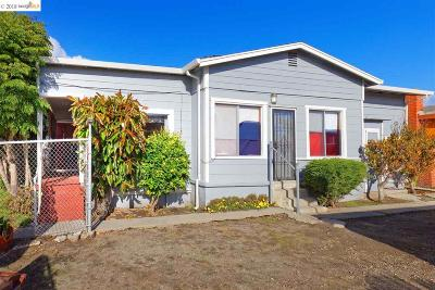 richmond Single Family Home Pending Show For Backups: 830 20th St