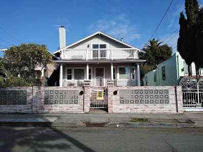 Oakland Single Family Home For Sale: 6230 Laird