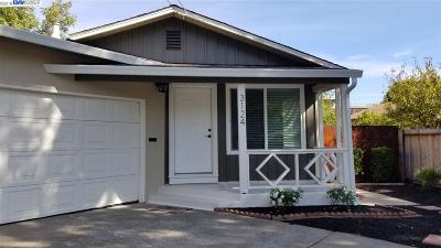 Concord Single Family Home For Sale: 3124 Claudia Dr