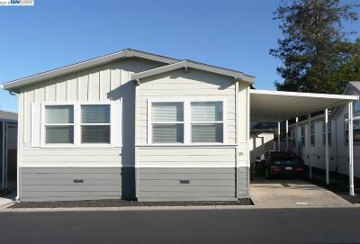 Pleasanton Mobile Home For Sale: 3263 Vineyard Ave., #107