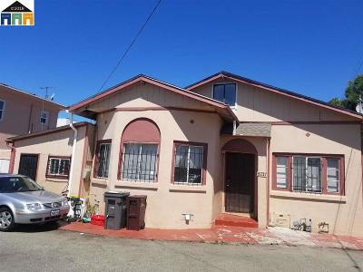 Oakland Single Family Home For Sale: 5737 Kingsley Cir