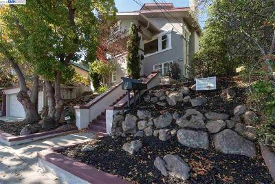 Oakland Multi Family Home For Sale: 515 Valle Vista Ave