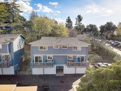 Hayward Condo/Townhouse For Sale: 2314 D St