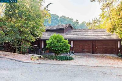Walnut Creek Single Family Home Back On Market: 81 Rudgear Dr