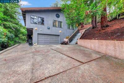 Walnut Creek Single Family Home Price Change: 1573 Springbrook Road