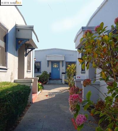 Berkeley Multi Family Home For Sale: 1120 Addison Street