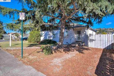 Hayward Single Family Home Back On Market: 28116 E 11th St