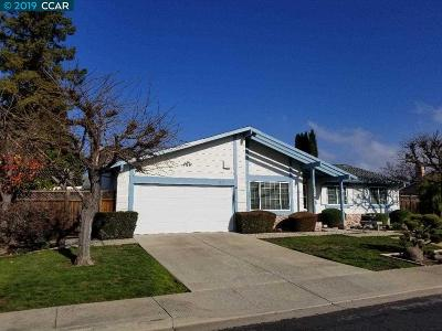 Concord Single Family Home For Sale: 5177 Jomar