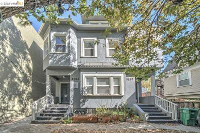 Berkeley Multi Family Home For Sale: 3105 Telegraph Ave