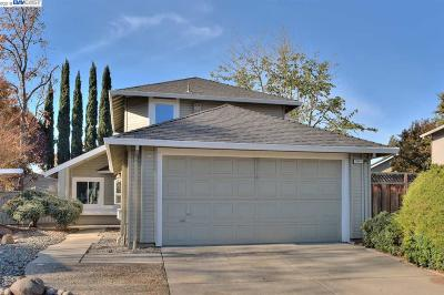 Pleasanton Single Family Home For Sale: 3514 Helen Drive
