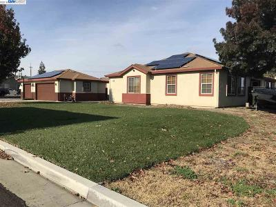 Tracy Single Family Home New: 7945 W Depot Master Drive
