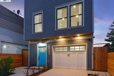 Oakland Single Family Home For Sale: 1415 Peralta Street
