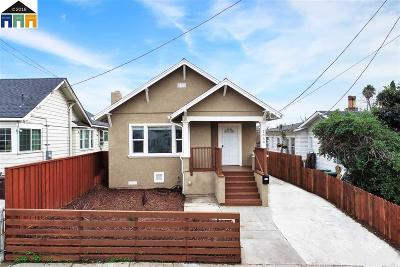 Oakland Single Family Home For Sale: 2040 Crosby Ave
