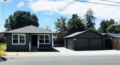 Concord Single Family Home For Sale: 2830 Euclid Ave