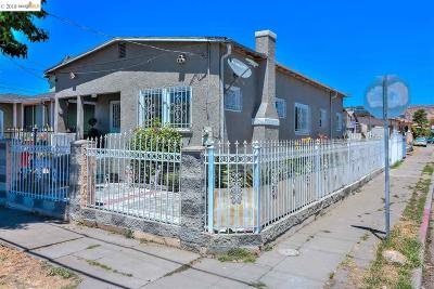 Oakland Single Family Home For Sale: 6842 Flora St