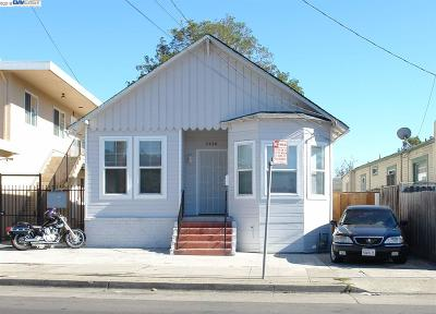 Oakland Single Family Home For Sale: 2638 35th Ave