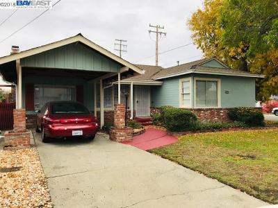 Castro Valley Single Family Home New: 21956 Ada St