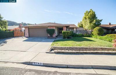 Pinole Single Family Home New: 3240 Colusa St