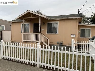 Hayward Single Family Home For Sale: 737 Blossom Way