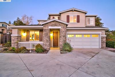Hayward Single Family Home For Sale: 2605 Highland Trail Ct