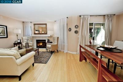 Walnut Creek CA Condo/Townhouse New: $699,000