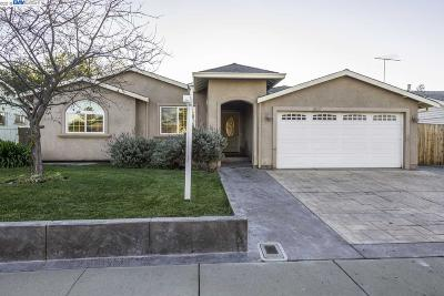 Fremont Single Family Home New: 34807 Winchester Pl