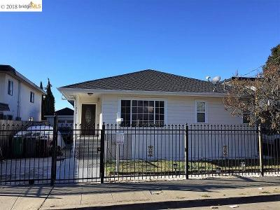 Oakland Single Family Home For Sale: 433 Hale Ave