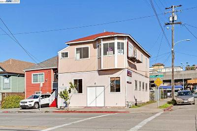 Oakland Multi Family Home For Sale: 3338 San Leandro St
