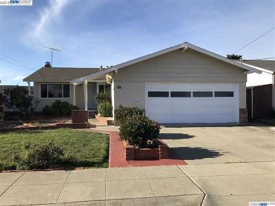 San Leandro Single Family Home New: 15535 Budge St