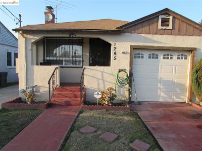 Oakland Single Family Home Back On Market: 1245 103rd Ave