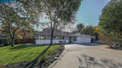 Walnut Creek CA Single Family Home New: $1,250,000