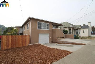 Vallejo Single Family Home New: 631 Sonoma Blvd