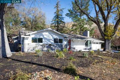 Walnut Creek Single Family Home For Sale: 504 Marshall Dr