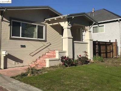 Oakland Single Family Home For Sale: 3149 64th Ave