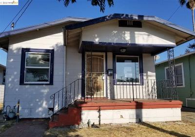 Oakland Single Family Home Active-Reo: 2251 87th Avenue