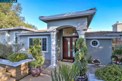 Orinda Single Family Home For Sale: 11 Crestview Ct