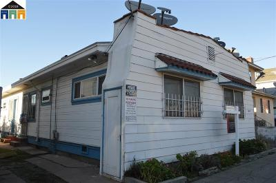 Oakland Multi Family Home New: 1615 34th Ave
