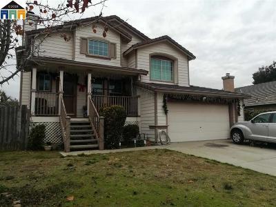 Stockton Single Family Home New: 1135 Glenmohr Court