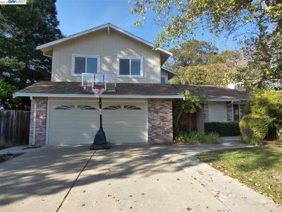 Castro Valley Single Family Home New: 5510 Rothman Ct