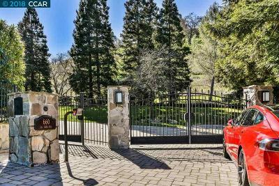Walnut Creek Rental New: 660 La Casa Via