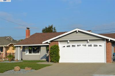 Fremont Single Family Home New: 35128 Cabrillo Dr