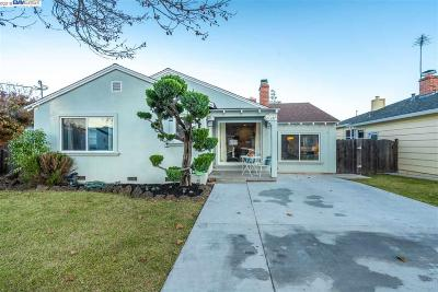 Castro Valley Single Family Home New: 21280 Hobert Street