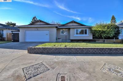 Fremont Single Family Home New: 4713 Mowry Ave