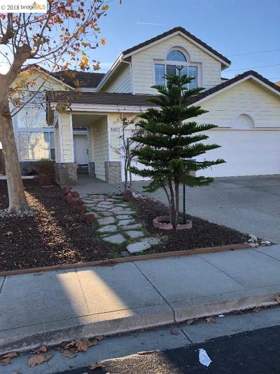 Antioch Rental New: 2824 Terrace View Ave