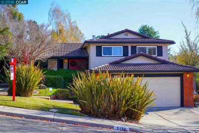 El Sobrante CA Single Family Home New: $775,000