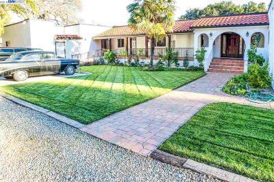 Sunol Single Family Home For Sale: 14 Railroad Ave