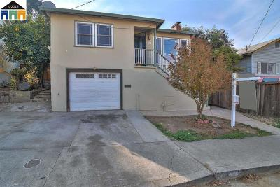 Vallejo Single Family Home Active - Contingent: 931 Hargus Ave