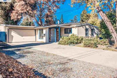 Concord CA Single Family Home New: $459,900