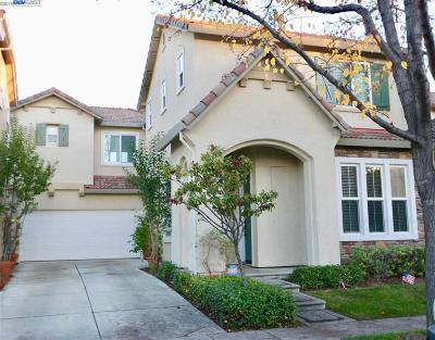 Pleasanton CA Single Family Home New: $1,090,000
